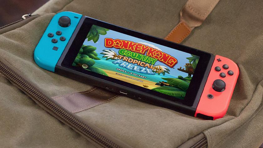 Switch Donkey Kong