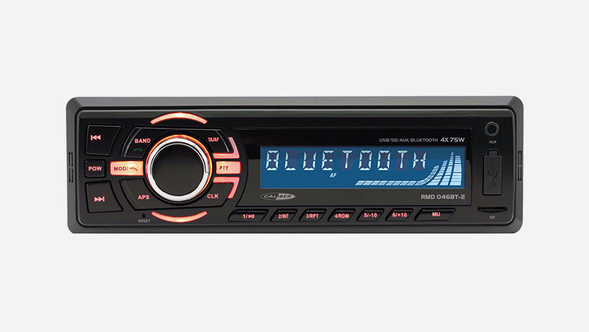 Bluetooth autoradio