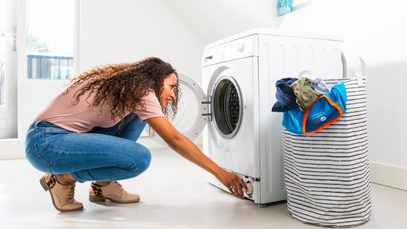 Wasmachine onderhouden