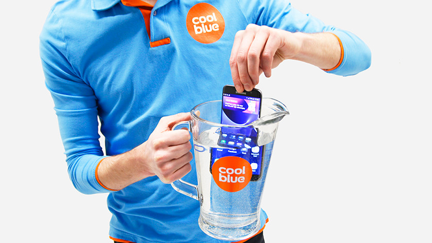 Waterdicht Samsung Galaxy S7 Edge