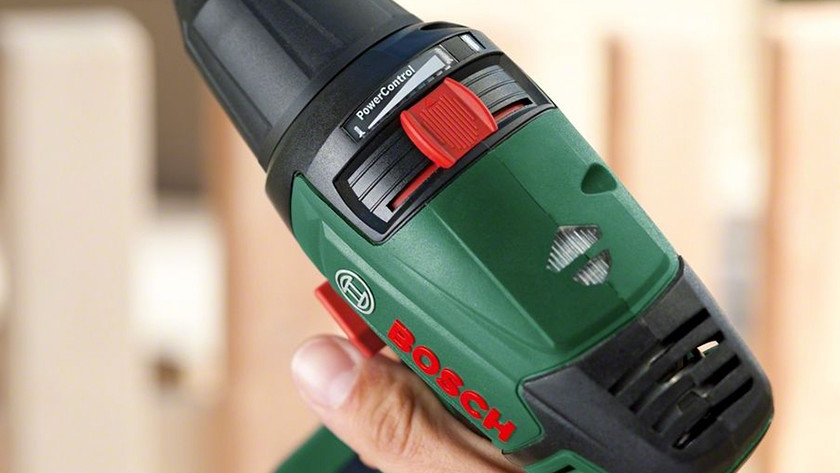 Cordless drill speed settings