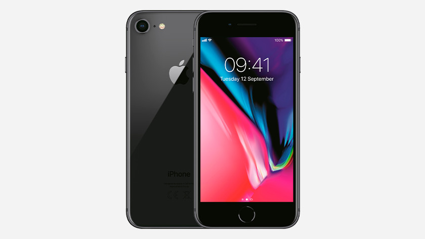 Processor and battery iPhone 8