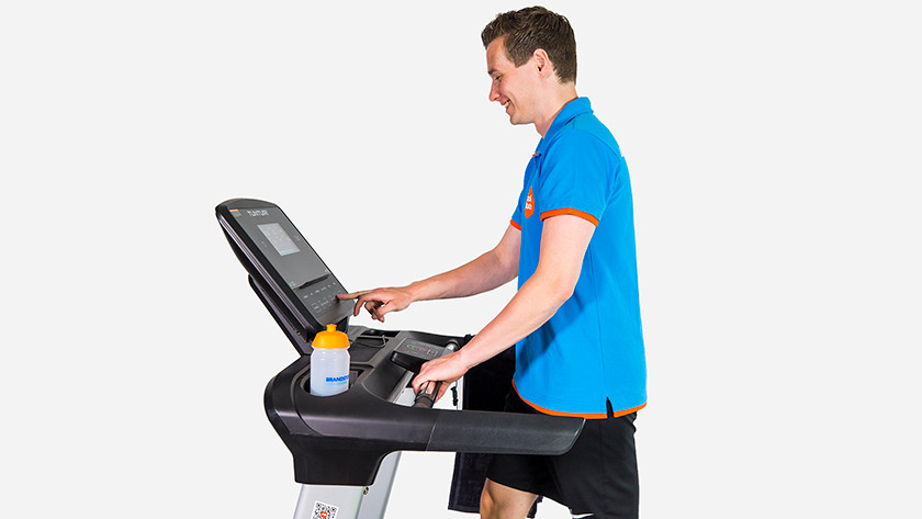 Training options treadmill