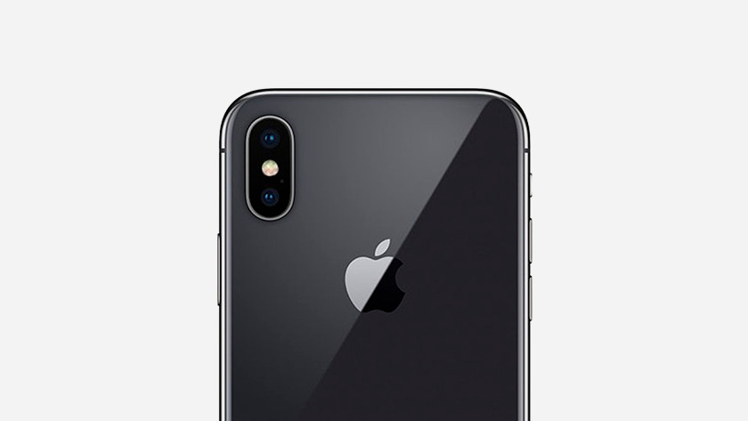Apple iPhone X camera