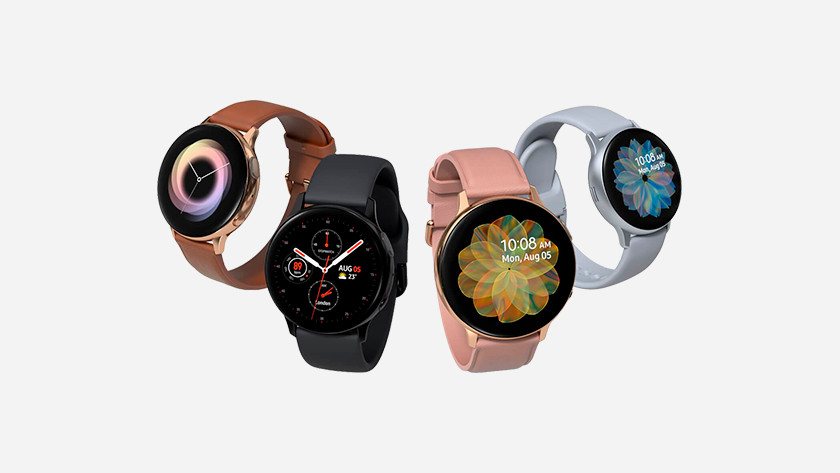 Samsung Galaxy Watch Active 2 varianten