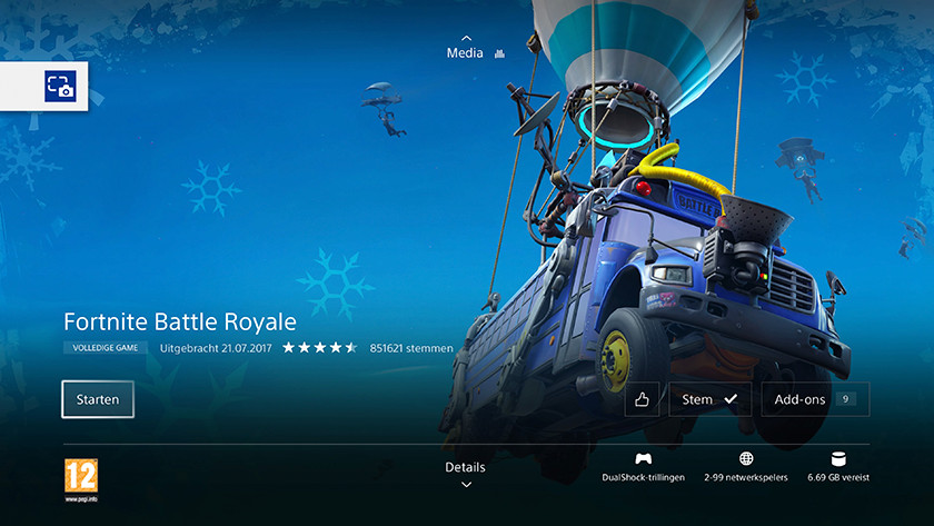 How do I install Fortnite on my PS4? - Coolblue - Before 23