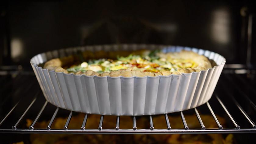 dish in combi oven