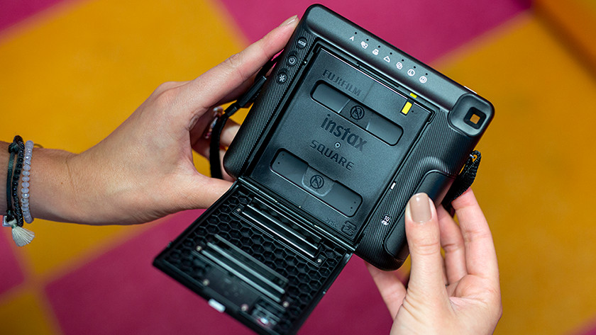Fujifilm camera's aan de slag