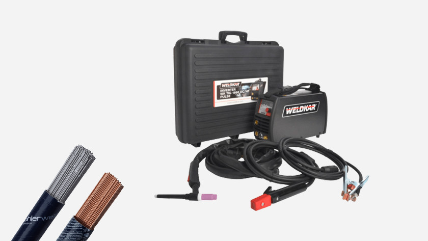 What you'll need for TIG welding