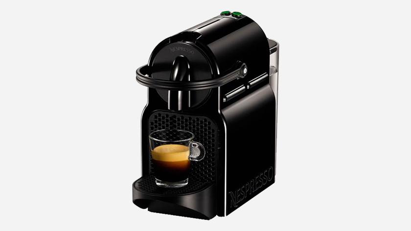 Compare Nespresso machines