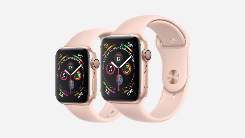 Apple Watch beeldkwaliteit