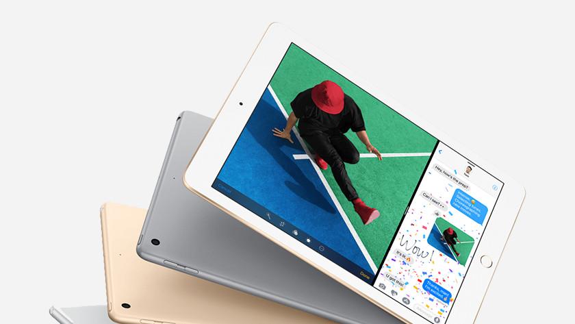 iPad (2017) display