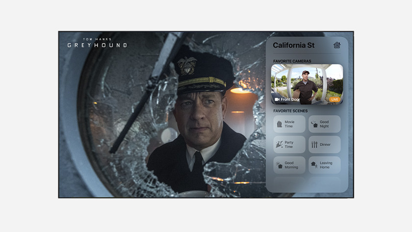 Homekit bedienen via Apple TV
