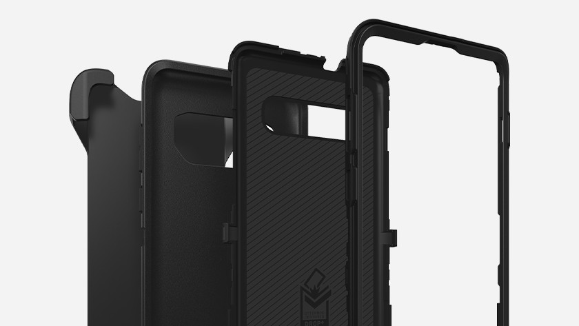 Rugged smartphone case