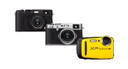 Fujifilm compactcamera's
