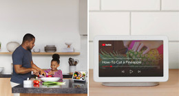 Everything on a smart kitchen
