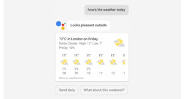 Google Assistant news & information