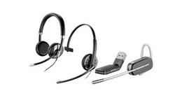 Plantronics office headsets