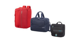 American Tourister toiletry bags