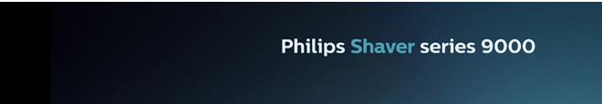 Philips shaver 9000
