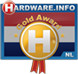 Gold Award NL door Hardware.info