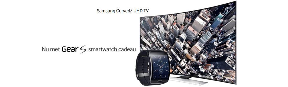 Samsung gratis gear S