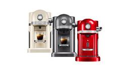 KitchenAid koffiezetapparaten