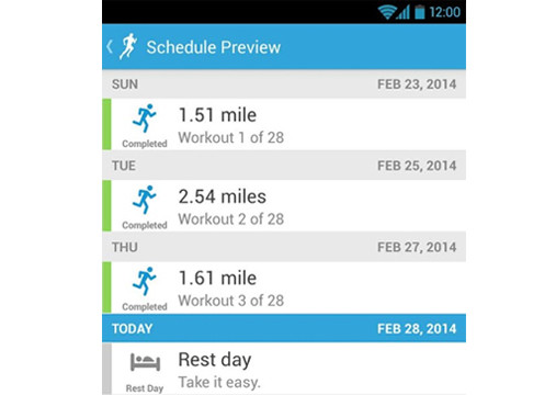 Runkeeper-app