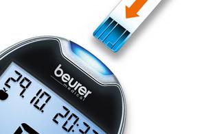 Beurer glucosemeters