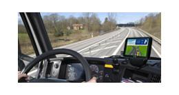 Trucknavigatie
