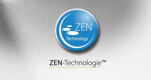 Whirlpool Zen-technologie