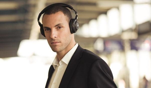Sennheiser Bluetooth koptelefoons