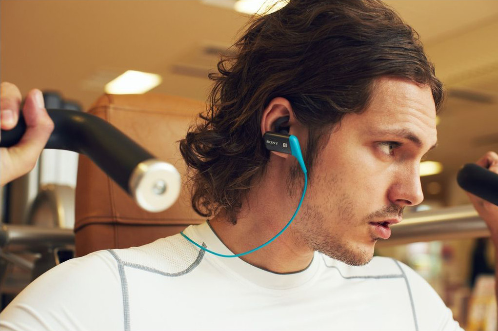 Sony Bluetooth sportoordopjes