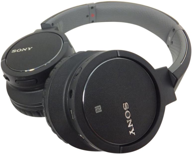 Sony Noise-cancelling koptelefoons