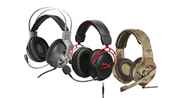Gaming headsets for Nintendo Switch