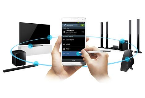 Samsung multiroom soundbars
