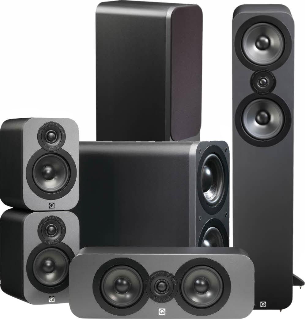 Q Acoustics 3000