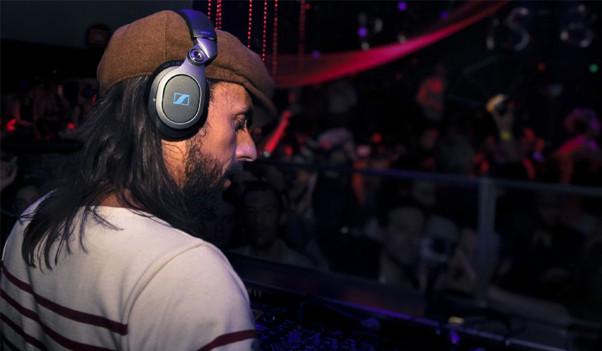Sennheiser DJ koptelefoons