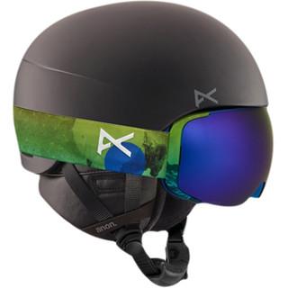 Anon skihelm met skibril