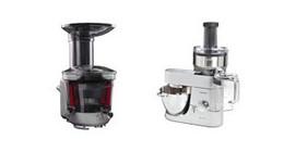 Juicers voor keukenrobots