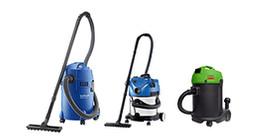 Construction vacuums