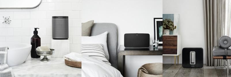 Muziek in meerdere kamers