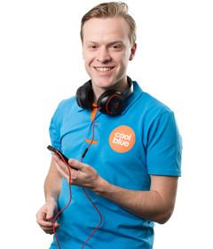 Hulp bij koptelefoons en oordopjes