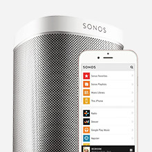 sonos streamingdiensten