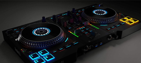 Hercules DJ Control