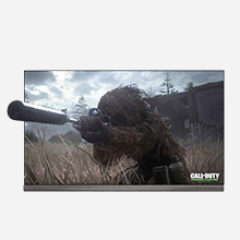 Gamen op een OLED tv