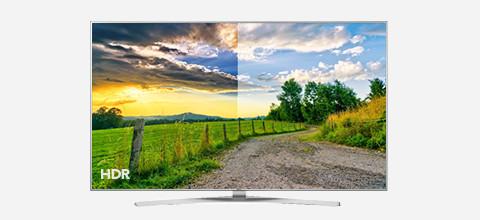 Voordelen van HDR tv