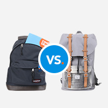 Eastpak vs Herschel