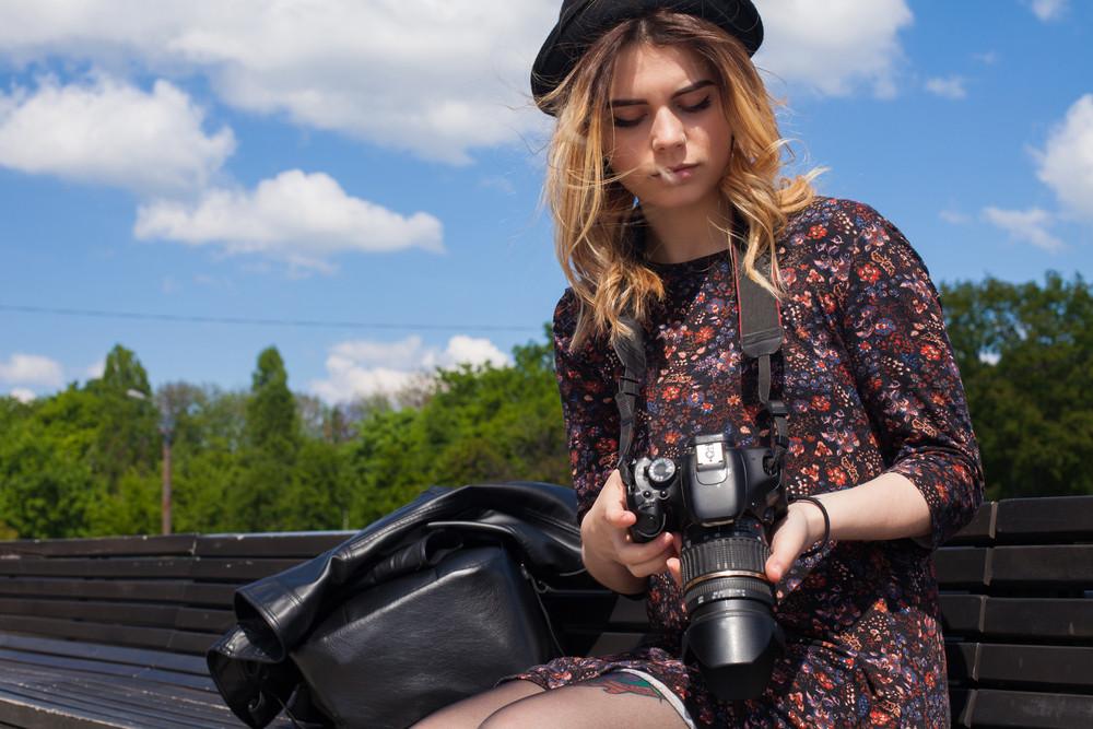 Dagelijkse vlogger