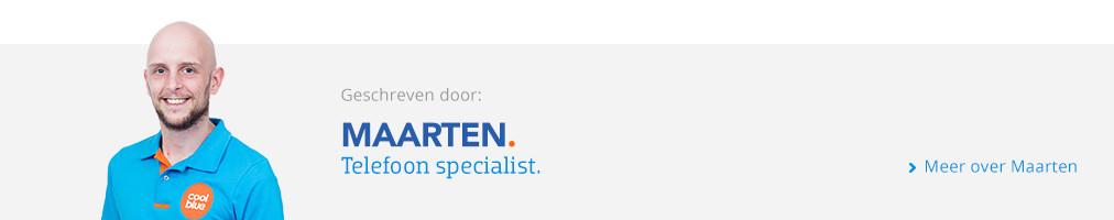 Telefoon specialist Maarten